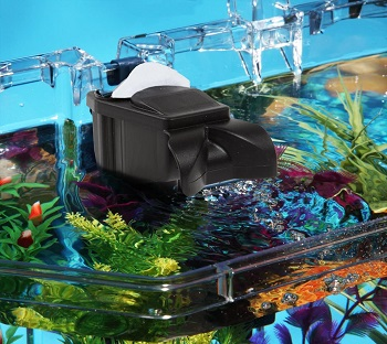 BEST WITH FILTER SMALL HERMIT CRAB TANK