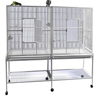 BEST WITH STAND FINCH BREEDING CAGE Summary