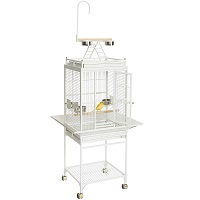 BEST WITH STAND PLAYTOP BIRD CAGE Summary