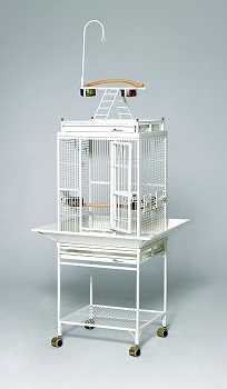 BEST WITH STAND PLAYTOP BIRD CAGE