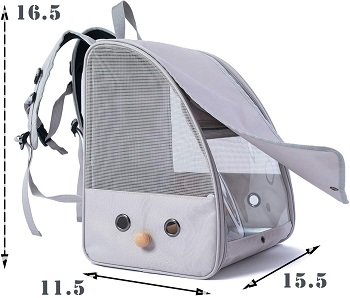 C&L Bird Carrier Backpack