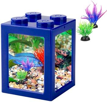 Finding Laurel Fish Tank
