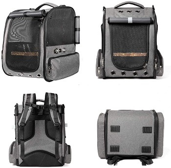 Gatycallaty Bird Carrier Backpack
