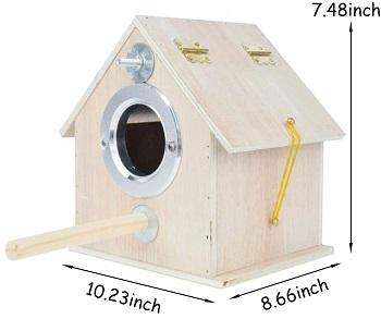Hathson Cockatiel Nest Box