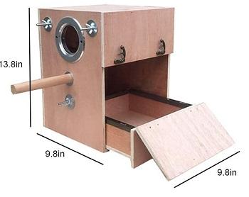 Kelendle Bird Breeding Box