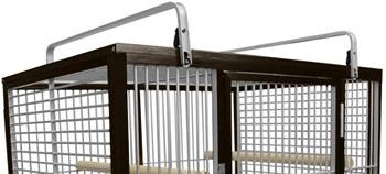 Kings Cages Aluminium Cage