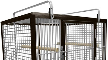 Kings Cages Large Aluminium Carrier