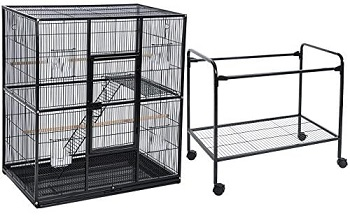 Mcage Double Flight Cage