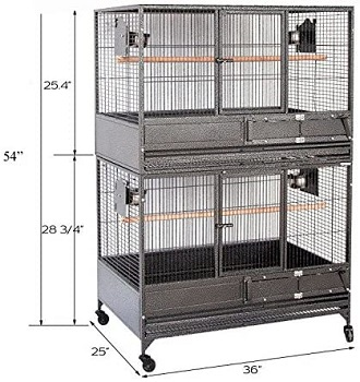 Mcage Store Stackable Breeding Cage