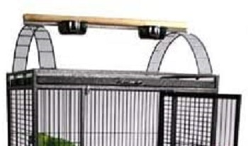 Mccage Extra Large Parrot Cage