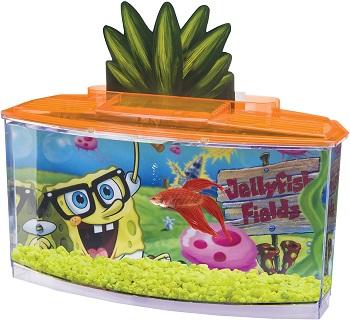Penn-Plax SpongeboB Fish Tank