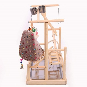 Qbleev Play Stand Gym