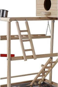 Rockever Parrot Play Ground