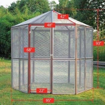 Talis Large Deluxe Bird Cage
