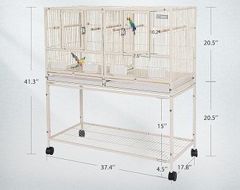 Vivohome Stackable Breeding Cage