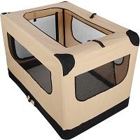Nova Microdermabrasion Dog Crate Summary