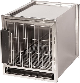 Pro Select Stainless Steel Crate